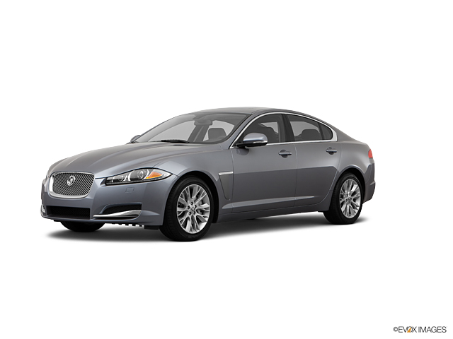2013 Jaguar XF Vehicle Photo In El Paso, TX 79935
