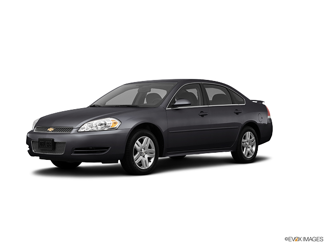 2013 Chevrolet Impala Vehicle Photo in Elyria, OH 44035