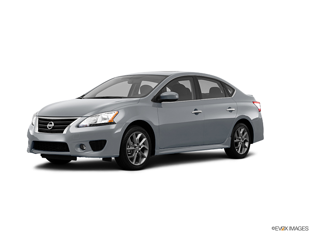 2013 Nissan Sentra Vehicle Photo in Danville, KY 40422