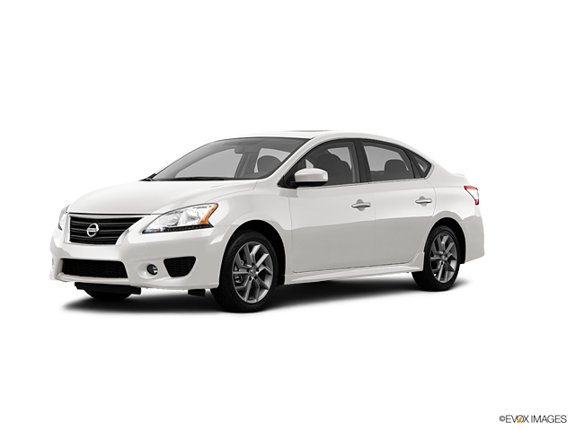 2013 Nissan Sentra Vehicle Photo in Trevose, PA 19053-4984