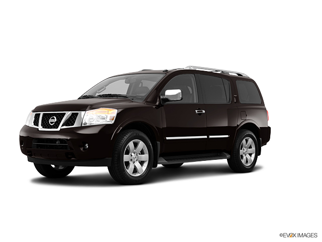 2013 Nissan Armada Vehicle Photo in Austin, TX 78759