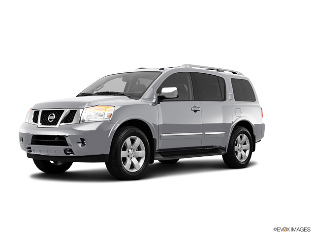 2013 Nissan Armada Vehicle Photo in Richmond, TX 77469
