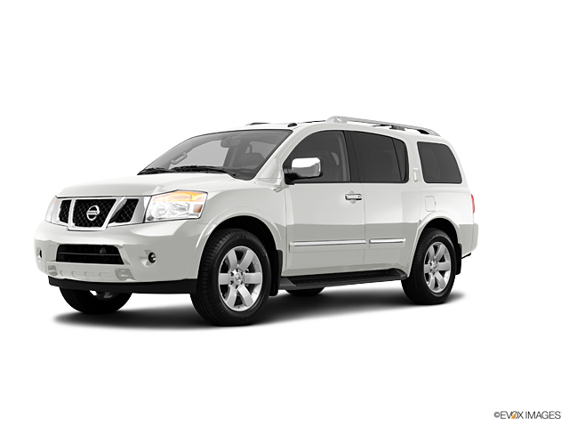 2013 Nissan Armada Vehicle Photo in Bend, OR 97701