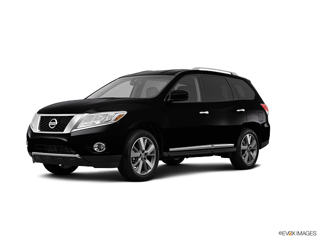 2013 Nissan Pathfinder Vehicle Photo in Joliet, IL 60435