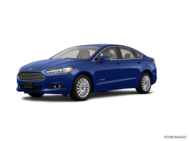 2013 Ford Fusion Vehicle Photo in Midlothian, VA 23112
