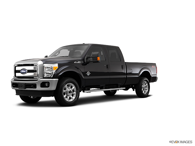 2013 Ford Super Duty F-350 SRW Vehicle Photo in Casper, WY 82609