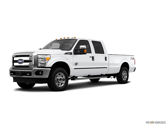 2013 Ford Super Duty F-250 SRW Vehicle Photo in Greenville, NC 27834