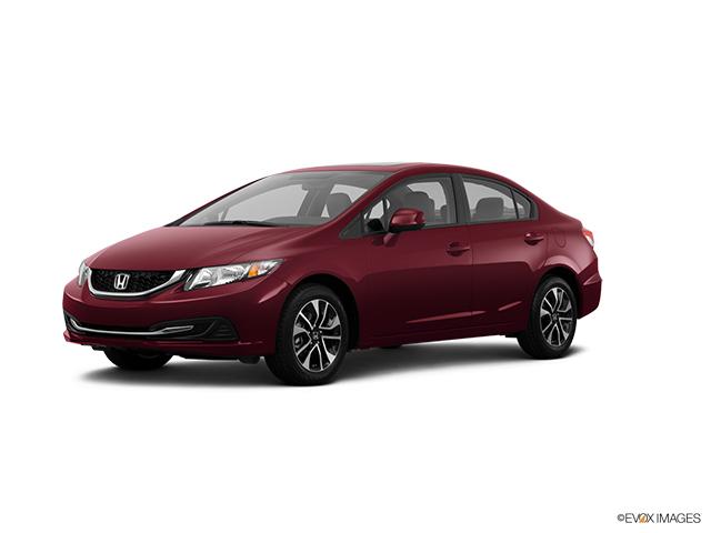 2013 Honda Civic Sedan Vehicle Photo in Greenville, NC 27834