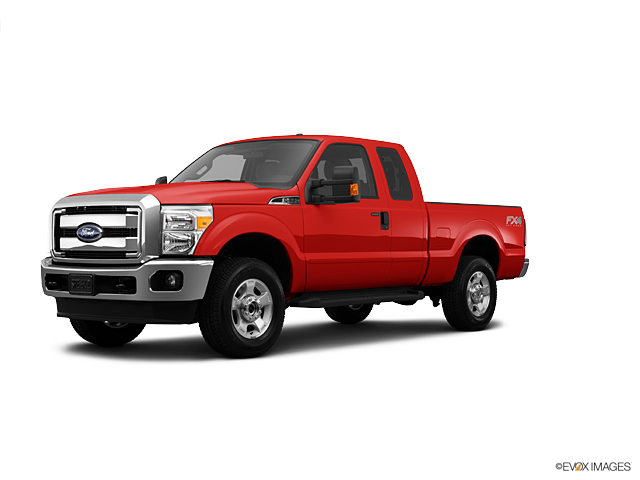 2013 Ford Super Duty F-250 SRW Vehicle Photo in San Angelo, TX 76903