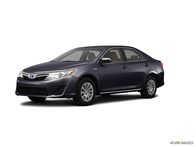 2013 Toyota Camry Hybrid Vehicle Photo in Owensboro, KY 42303