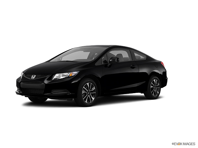 2013 Honda Civic Coupe Vehicle Photo in Charleston, SC 29407
