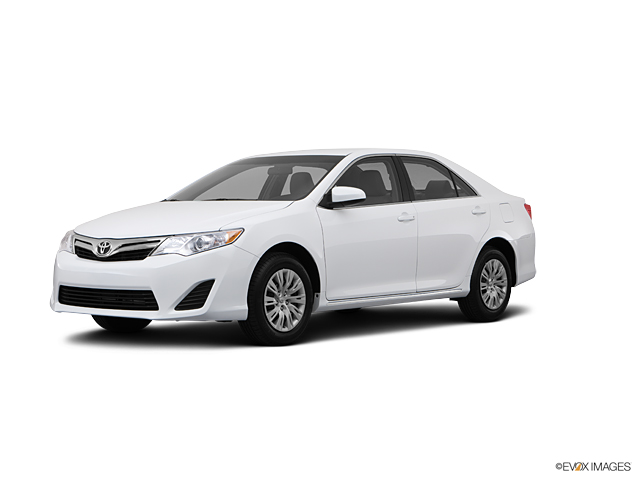 2013 Toyota Camry Vehicle Photo in Athens, GA 30606
