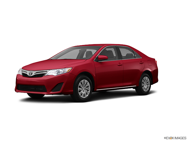 2013 Toyota Camry Vehicle Photo in Decatur, IL 62526