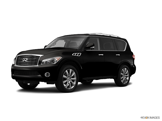 2013 INFINITI QX56 Vehicle Photo in Concord, NC 28027