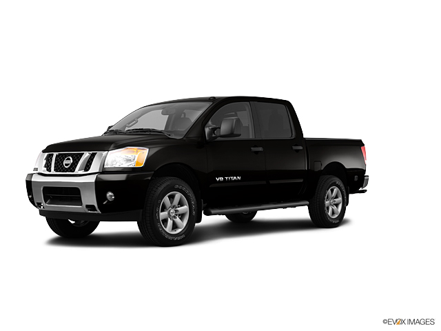 2013 Nissan Titan Vehicle Photo in Gaffney, SC 29341