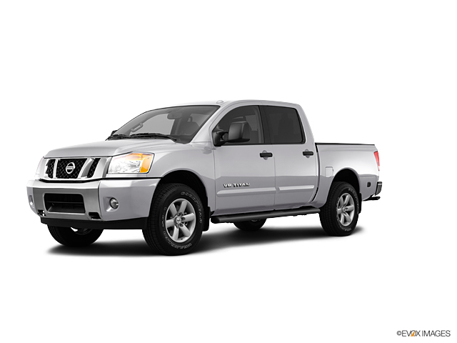 2013 Nissan Titan Vehicle Photo in Evanston, WY 82930