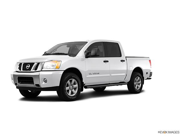 2013 Nissan Titan Vehicle Photo in Midland, TX 79703