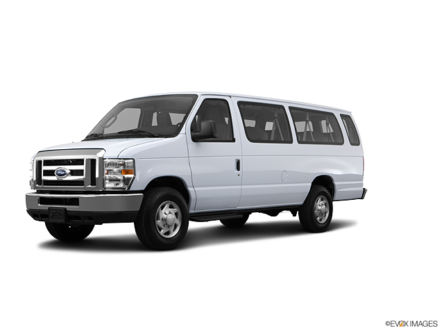 2013 Ford Econoline Wagon Vehicle Photo in Joliet, IL 60435