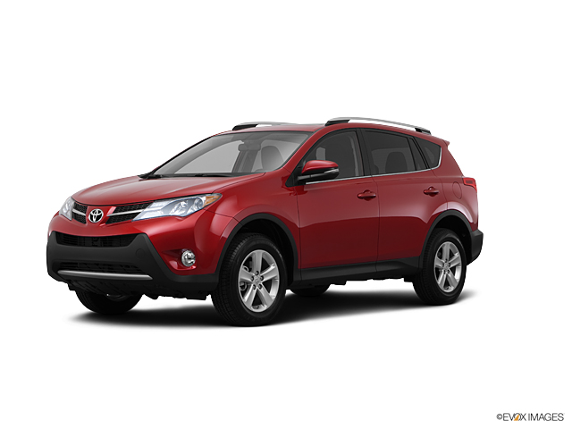 2013 Toyota RAV4 Vehicle Photo in Enid, OK 73703