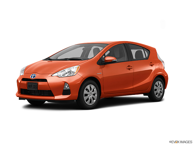 2013 Toyota Prius c Vehicle Photo in Bowie, MD 20716
