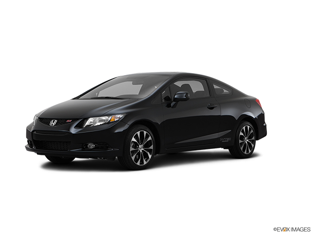 2013 Honda Civic Coupe Vehicle Photo in Redding, CA 96002