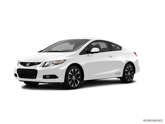 2013 Honda Civic Coupe Vehicle Photo in Portland, OR 97225