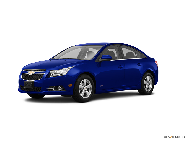 2013 Chevrolet Cruze Vehicle Photo in Neenah, WI 54956