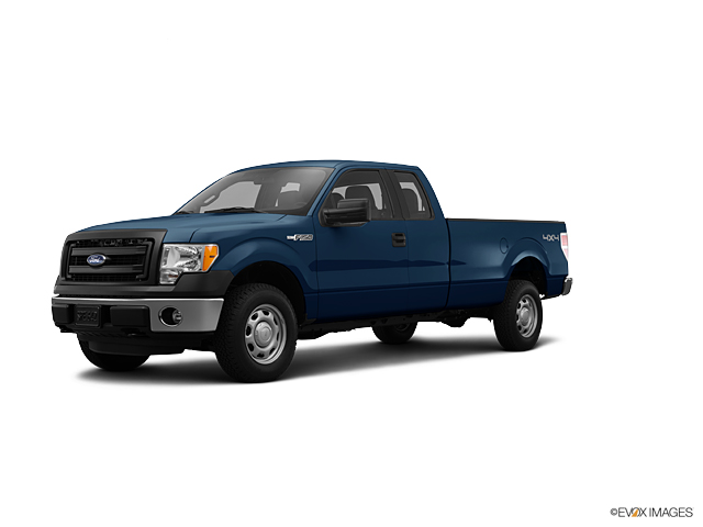 2013 Ford F-150 Vehicle Photo in West Harrison, IN 47060