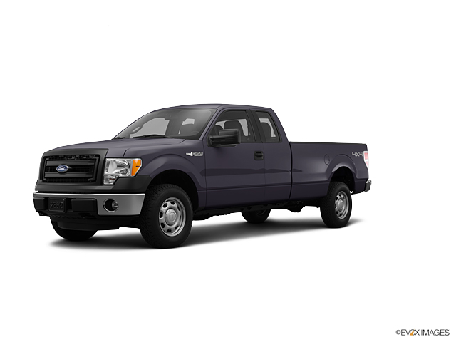 2013 Ford F-150 Vehicle Photo in Trevose, PA 19053-4984