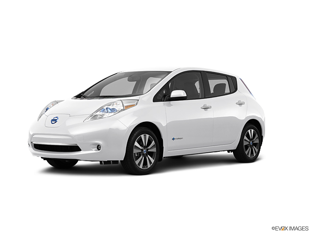 2013 Nissan LEAF Vehicle Photo in Melbourne, FL 32901