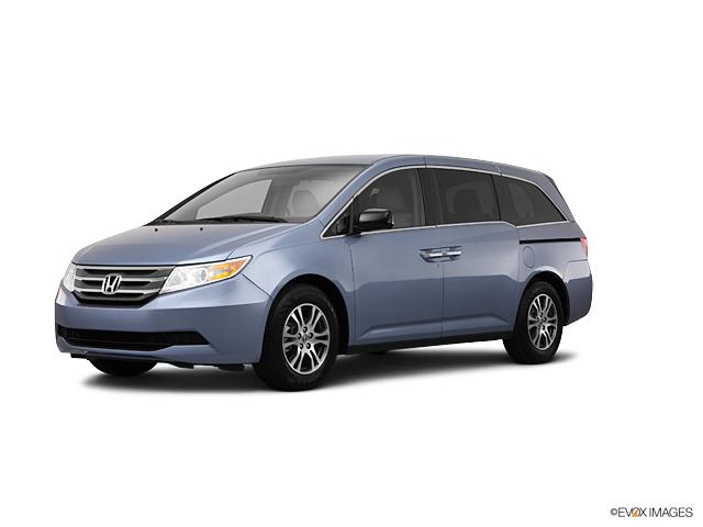 2013 Honda Odyssey Vehicle Photo in Kernersville, NC 27284
