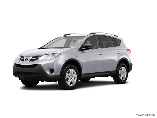 2013 Toyota RAV4 Vehicle Photo in Springfield, MO 65809