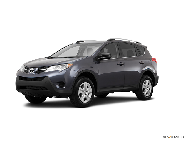 2013 Toyota RAV4 Vehicle Photo in Boyertown, PA 19512