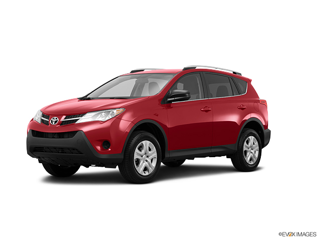 2013 Toyota RAV4 Vehicle Photo in Owensboro, KY 42303