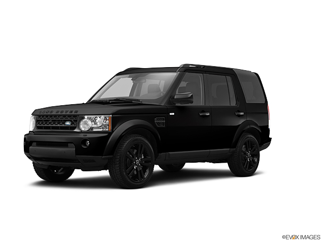 2013 Land Rover LR4 Vehicle Photo in Charlotte, NC 28227