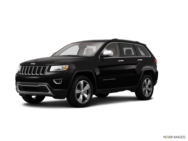 2014 Jeep Grand Cherokee Vehicle Photo in Joliet, IL 60435