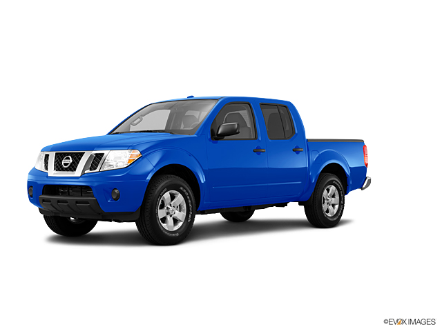 2013 Nissan Frontier Vehicle Photo in Tuscumbia, AL 35674