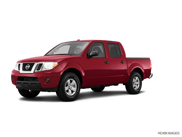 2013 Nissan Frontier Vehicle Photo in Ventura, CA 93003