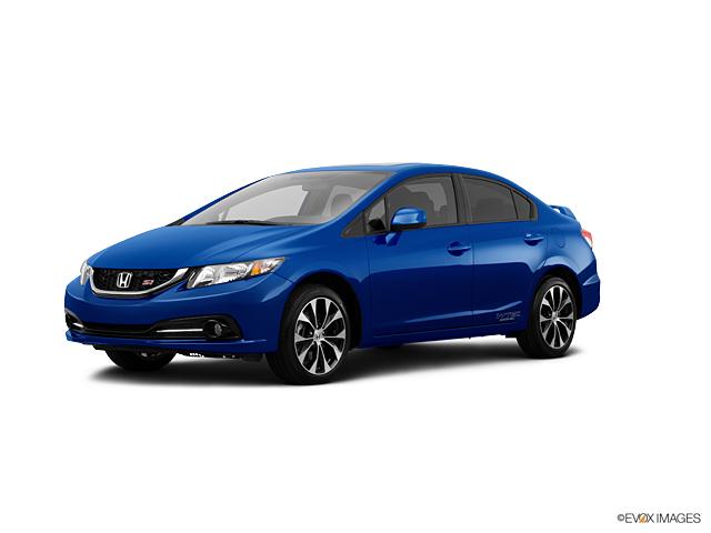 2013 Honda Civic Sedan Vehicle Photo in El Paso, TX 79936