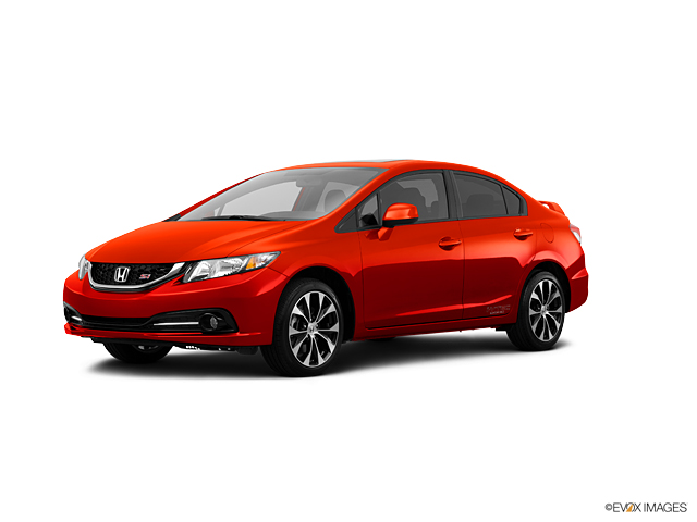 2013 Honda Civic Sedan Vehicle Photo in Savannah, TN 38372