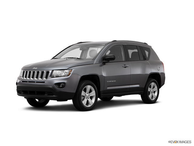 2014 Jeep Compass Vehicle Photo in Hyde Park, VT 05655