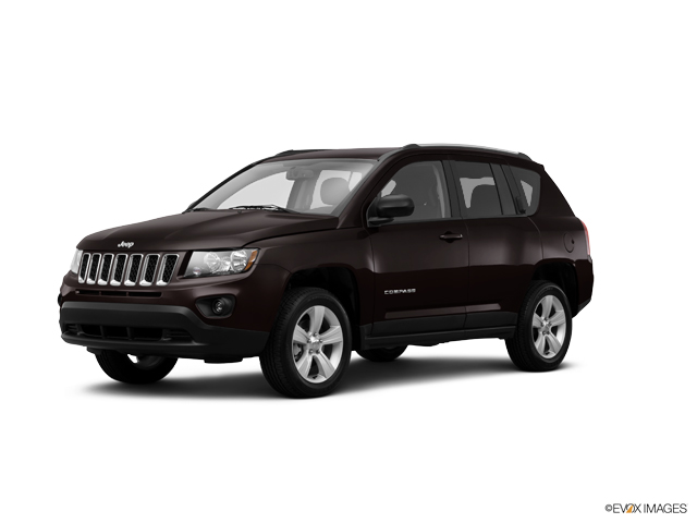 2014 Jeep Compass Vehicle Photo in Odessa, TX 79762