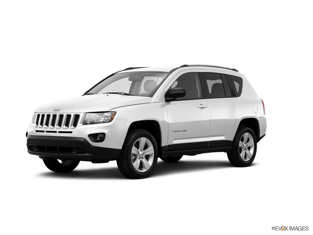 2014 Jeep Compass Vehicle Photo in Gardner, MA 01440