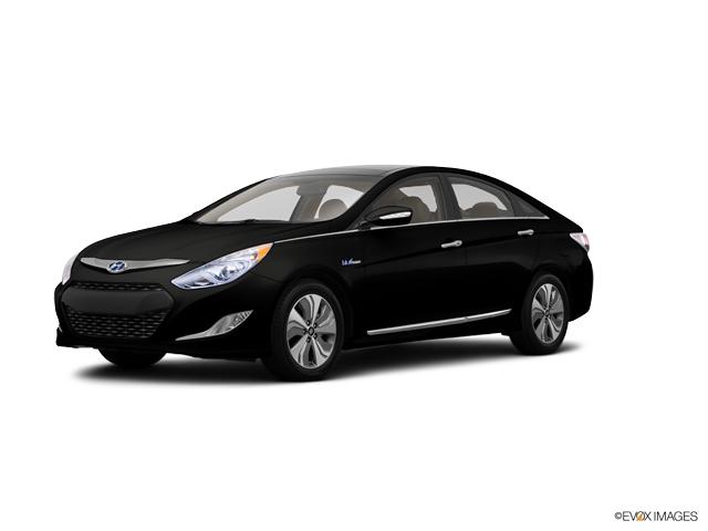 2013 Hyundai Sonata Hybrid Vehicle Photo in Merrillville, IN 46410