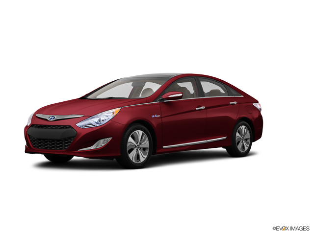 2013 Hyundai Sonata Hybrid Vehicle Photo in Colorado Springs, CO 80905