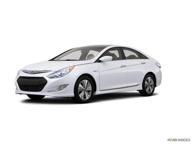 2013 Hyundai Sonata Hybrid Vehicle Photo in Richmond, VA 23231