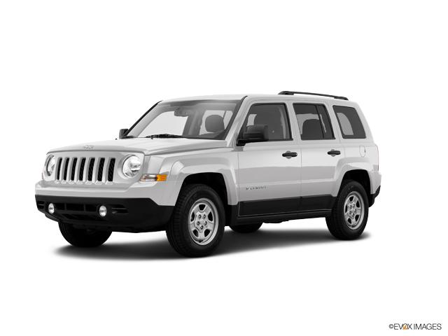2014 Jeep Patriot Vehicle Photo in Jasper, IN 47546