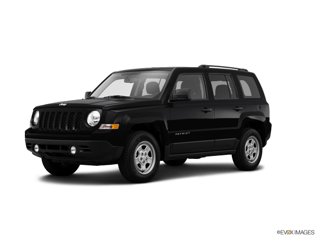 2014 Jeep Patriot Vehicle Photo in Independence, MO 64055