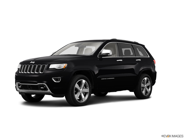 2014 Jeep Grand Cherokee Vehicle Photo in Greensboro, NC 27405