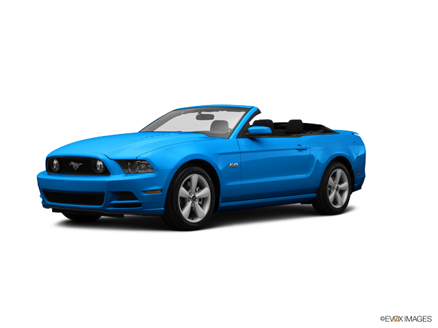 2014 Ford Mustang Vehicle Photo in Akron, OH 44320